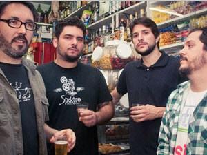 Banda carioca Jason volta a se apresentar no Nordeste após cinco anos (Foto: Divulgação)