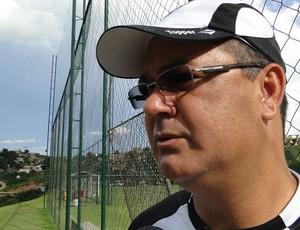 Rogério Micale Atlético-MG (Foto: Fernando Martins / Globoesporte.com)