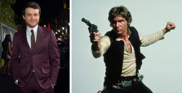 Alden Ehrenreich será Han Solo no novo spin off de 'Star Wars' (Foto: Getty Images/Reprodução)