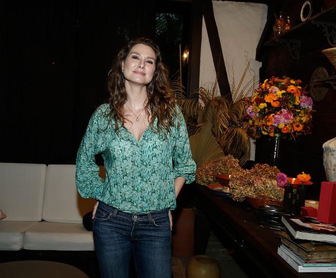 Lavínia Vlasak interpreta Natasha, em 'Totalmente Demais' (Foto: Raphael Dias/Gshow)