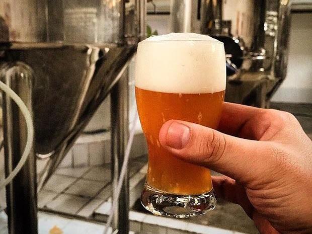 Recife resgata tradição de primeira cervejaria das Américas (Foto: Edgar Domingues/ Arquivo Pessoal)