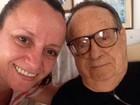 Suposta última foto de Roberto Bolaños foi publicada pela filha