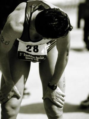 Corredor cansado euatleta (Foto: Getty Images)