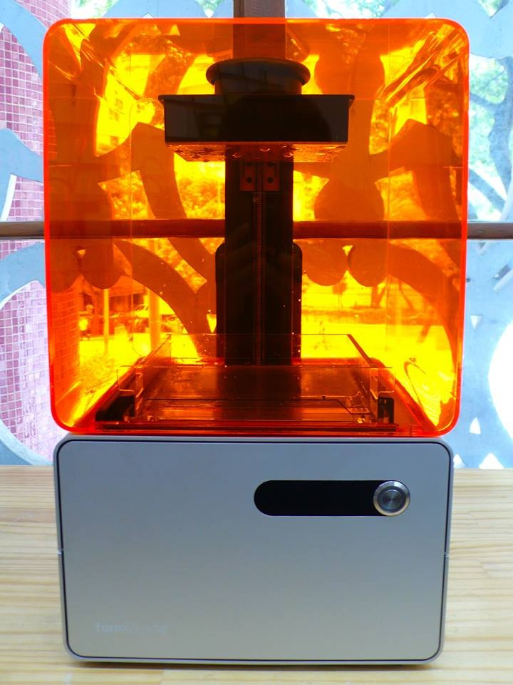 Impressora 3D utilizada no Garagem Fab Lab (Foto: Reprodução)