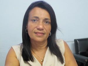 Delegada Rosemar Cardoso Fernandes está a frente do caso (Foto: Rodrigo Martins/ G1)