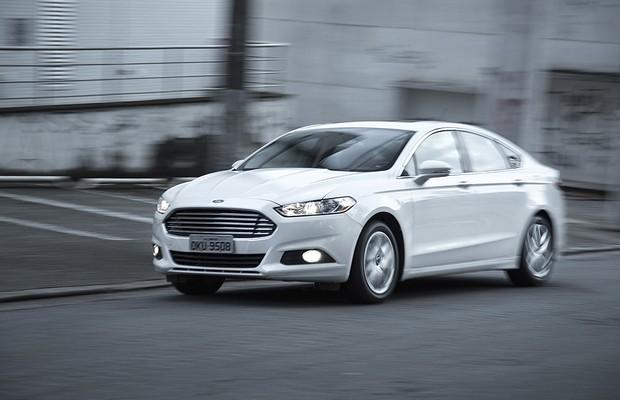 Ford Fusion 2.5 flex (Foto: Fabio Aro)