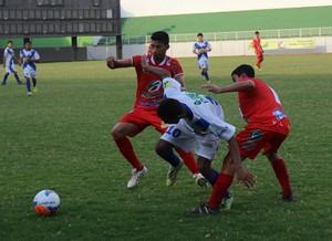 Amax x Rio Branco-AC Sub-19 (Foto: Duaine Rodrigues)