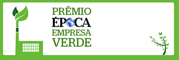Prêmio ÉPOCA Empresa Verde (Foto: reprodução)