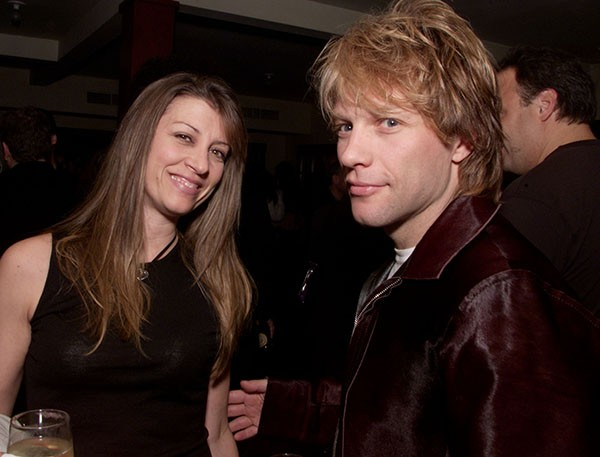 Jon Bon Jovi e Dorothea Hurley (Foto: Getty Images)