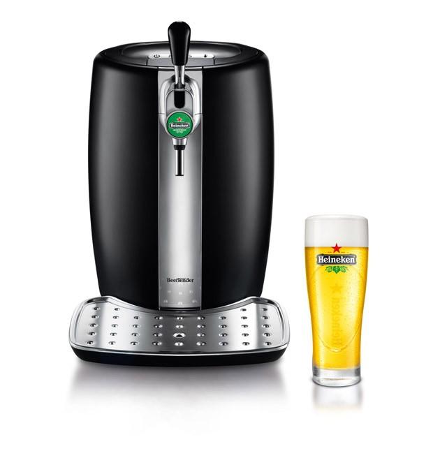 A Beertender da Heineken (Foto: Divulgação)