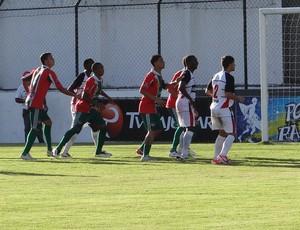 Corinthians-AL 1x1 CSE Campeonato Alagoano 2013 (Foto: Paulo Victor Malta / Globoesporte.com)