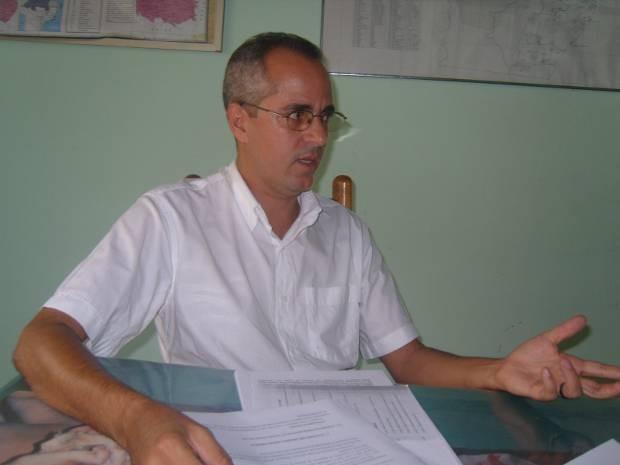 José Batista Afonso CPT Pará (Foto: Evandro Corrêa/O Liberal)