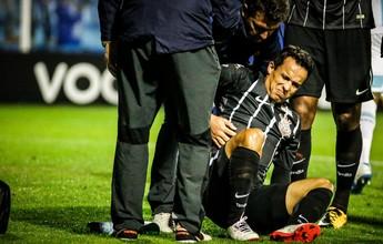 Para PC, desfalque de Jadson expõe escassez no elenco do Corinthians
