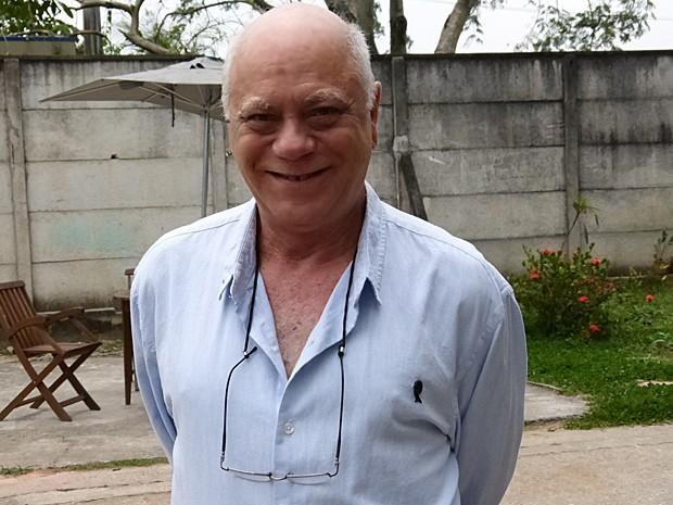 Tonico está empolgado com a participação em Malhação (Foto: Malhação / TV Globo)