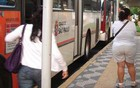 Divulgado nº de passageiros de ônibus por linha (Luísa Brito/G1)