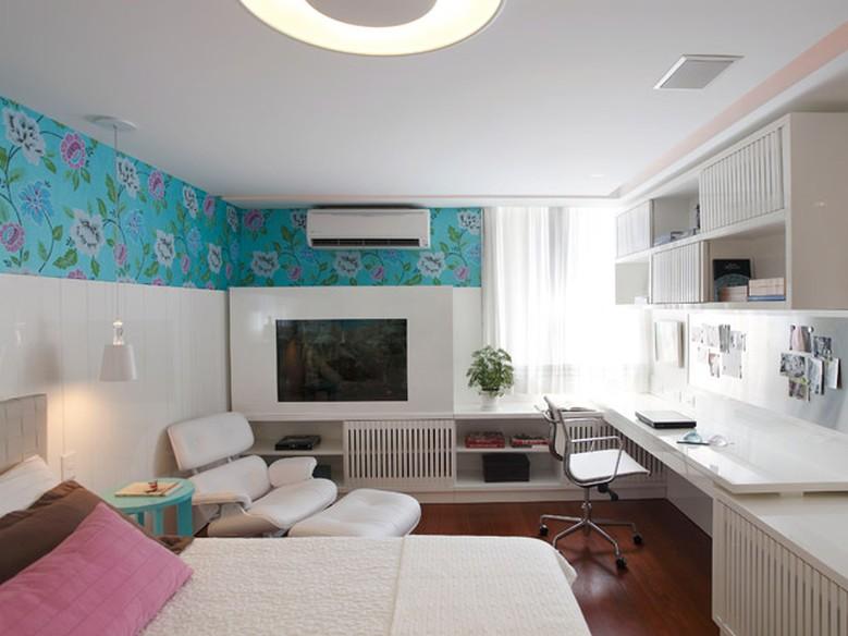 O estilo do seu quarto veja seis inspirações para decorar  Casa  GNT