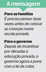 767 a mensagem cotas (Foto: reprodução/Revista ÉPOCA)
