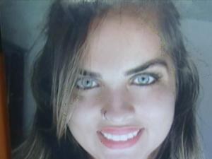 Amanda Correia, de 15 anos, que está sumida há 31 dias.  (Foto: Reprodução/TV Gazeta)