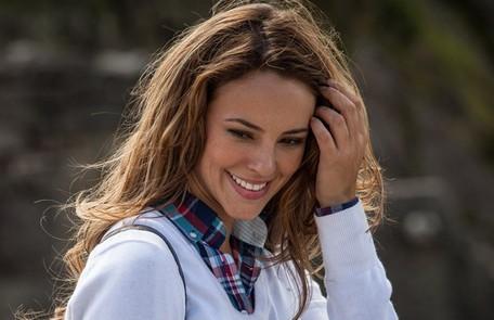 No ar em 'Amor à vida', Paolla Oliveira vive Paloma, uma médica que procura a filha desaparecida Divulgação/TV Globo