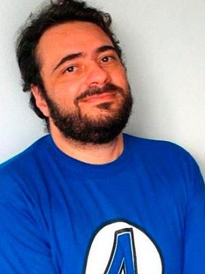 João Carlos Sampaio, jornalista e crítico de cinema do A Tarde (Foto: Reprodução/Facebook)