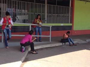 ENEM 2016 - DOMINGO (6) –  Boa Vista (RR) Candidatos começaram a deixar locais de prova a partir das 13h30 (horário local) (Foto: Inaê Brandão/G1 RR)