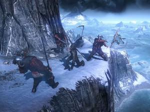 Cena de combate de 'The Wicther 3: Wild Hunt' (Foto: Divulgação)