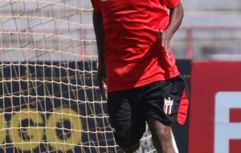 Samuel nega conflito com sondagens e diz estar focado no Botafogo-SP