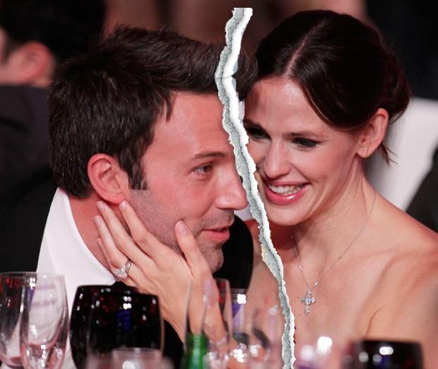 Jennifer Garner e Ben Affleck se separaram em junho de 2015 (Foto: Getty Images)