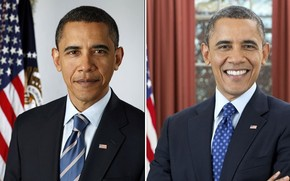 Novo Retrato Oficial De Obama Mostra Presidente Mudado Apos 1º Mandato Mundo G1