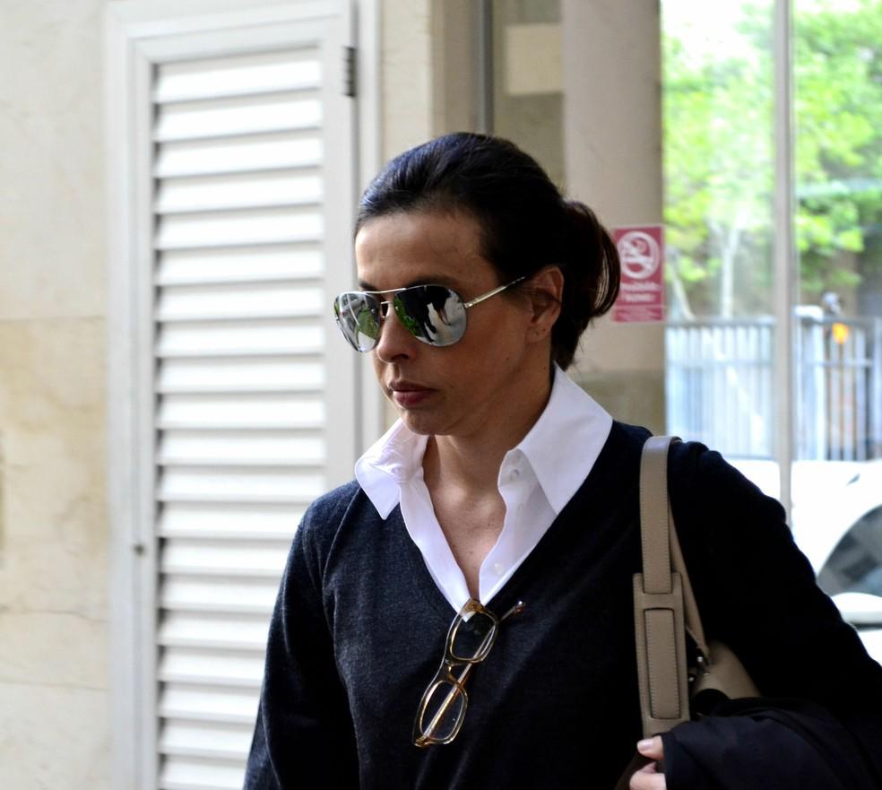 Adriana Ancelmo, ex-primeira dama esposa do ex-governador Sérgio Cabral, foi absolvida. (Foto: PAULO CARNEIRO/AGÊNCIA O DIA/ESTADÃO CONTEÚDO)