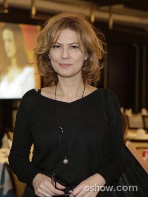Patrícia Pillar (Foto: Fábio Rocha / TV Globo)