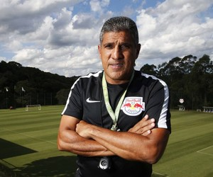 Silas Treinador Técnico RB Brasil Toro Loko (Foto: Red Bull Brasil / Media Manager)