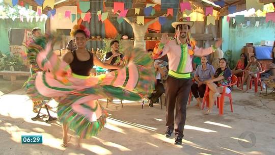 Grupo folclórico de MT se apresenta em festival internacional neste mês