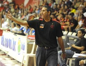 Nbb, José Neto, Flamengo x São josé (Foto: Alexandre Vidal / Flaimagem)