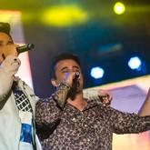 Matheus e Kauan  (Foto: Mateus Rigola/G1)