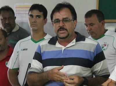 Carlos José, Salgueiro (Foto: Emerson Rocha)