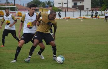 Botafogo-PB quer provar que é forte também jogando longe do Almeidão