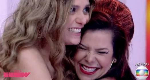 'comida em casa' (Vídeo Show / TV Globo)