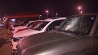 Homem destrói 11 carros de concessionária em Brasília