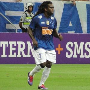 Tinga Cruzeiro (Foto: Gabriel Duarte)