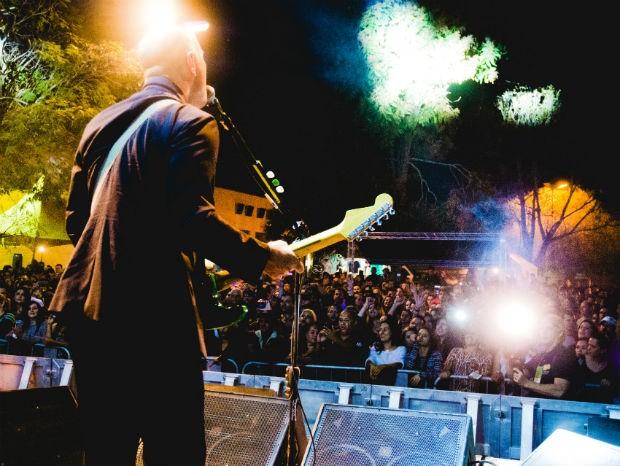 Banda Ira! encerrou o primeiro dia do evento, que teve início nesta sexta-feira  (Foto: Rogério Passini / Brew Fun Fest)