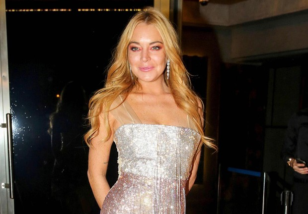 Lindsay Lohan (Foto: Grosby Group)