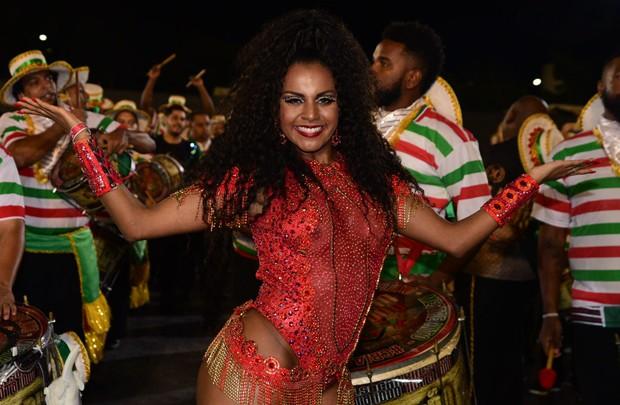 Tarine Lopes (Foto: Leo Franco / AgNews)