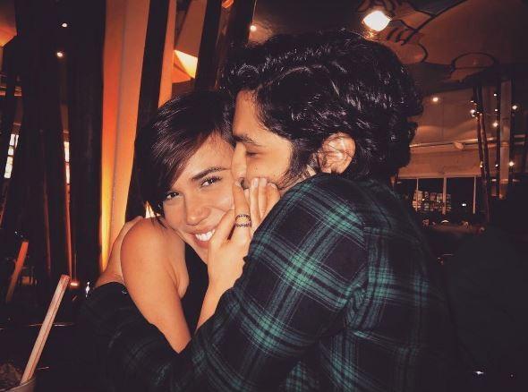 Gabriel Leone e Carla Salle (Foto: Reprodução/Instagram)