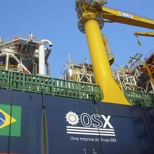 OSX empresa do Grupo EBX (Foto: Divulgação)