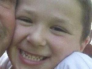 Jesse Lewis, 6 anos, uma das 20 crianças vítimas do massacre na escola Sandy Hook (Foto: Reuters)