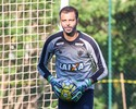 Atlético-MG renova contrato com goleiro Giovanni e zagueiro Léo Silva