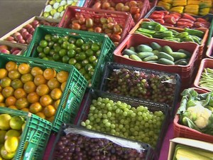 Varejão irá vender por unidade frutas e verduras na Ceasa em Campinas (Foto: Reprodução/ EPTV)