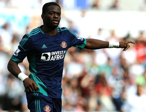Louis Saha sunderland (Foto: Agência Getty Images)