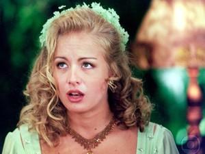 De 1996 a 1998, ela interpretava a inesquecível  'Fada Bela' (Foto: CEDOC/TV Globo)